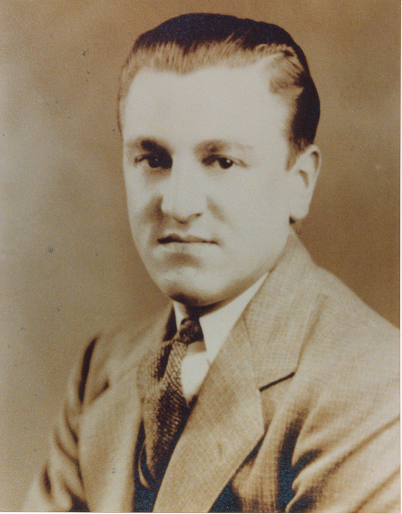 """Alfred A. Letizio an Early Innovator of the """"Super"""" Market Concept with Salem Foodland"""