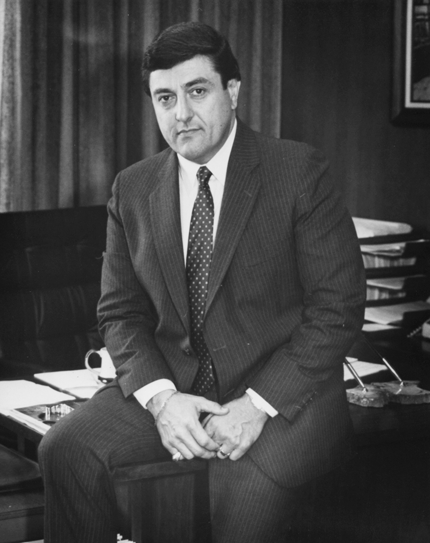 Albert J. Letizio (Sr.) Emerges as Third Generation Innovator in Supermarket Meat Merchandising